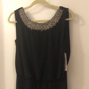 R & M Richards Dresses - New! Formal black dress